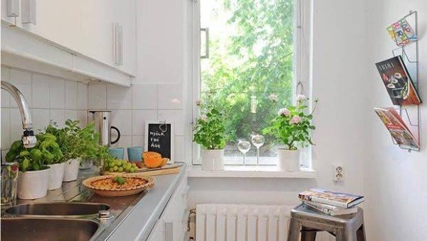 Beautiful Practical Tiny Apartment Interior Design