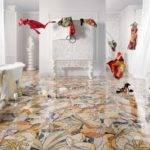 Beautiful Tile Flooring Ideas Living Room Kitchen