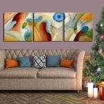 Beautiful Wall Art Paintings Living Room Ideas