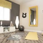 Beautiful Yoga Room Design Ideas