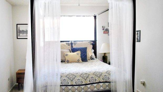 Bed Drape Canopy Curtains Ikea Bingewatchshows