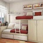 Bedroom Bunk Bed Design Ideas Small Bedrooms