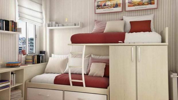 Bedroom Bunk Bed Design Ideas Small Bedrooms