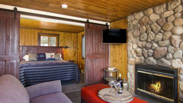 Bedroom Cabins Breezy Point Lake Superior