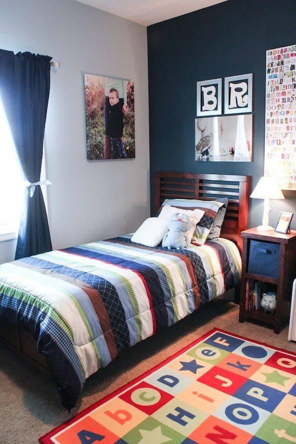 Bedroom Color Schemes Teenage Guys Boy - Cute Homes | #100369