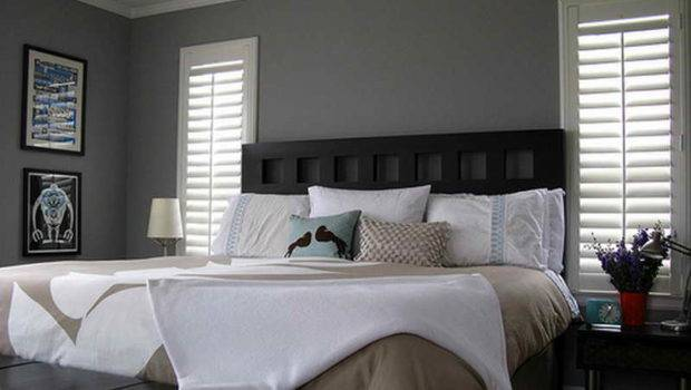 Bedroom Decorating Grey Ideas Apply