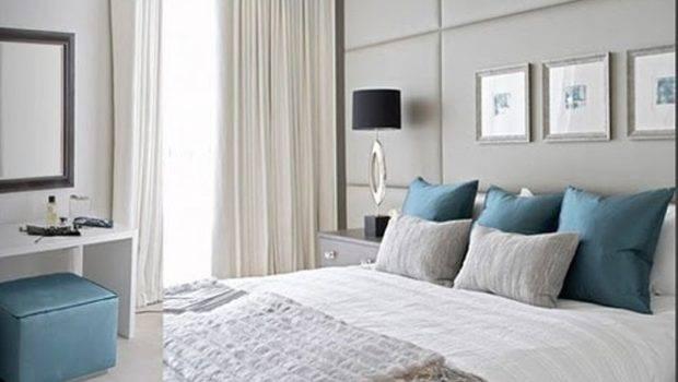 Bedroom Decorating Ideas Blue Gray