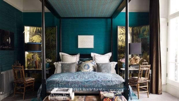 Bedroom Decorating Ideas Teal