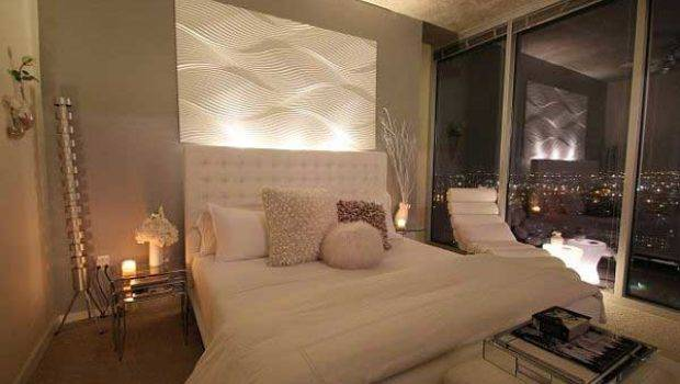 Bedroom Designs Both Cozy Glamorous