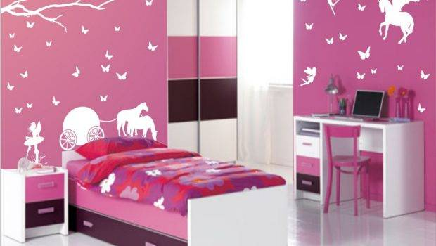 Bedroom Fairy Bedrooms Decoration Design