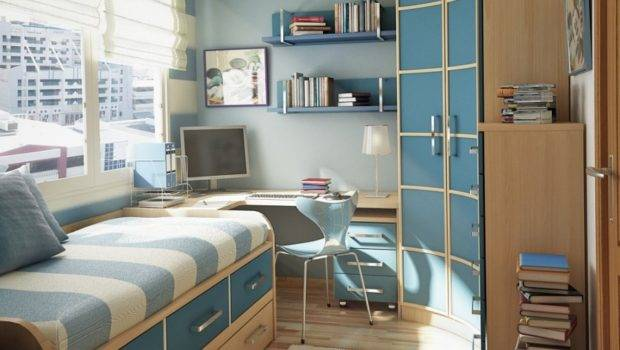 Bedroom Furniture Designs Small Spaces Interior Decorating Idea