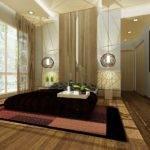 Bedroom Glamor Ideas Zen Style