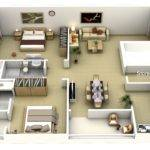 Bedroom House Floor Plans Lovely Ideas