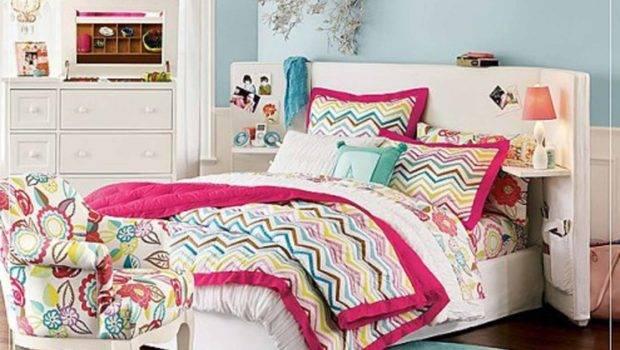 Bedroom Ideas Teenage Girls Green Colors Theme Then