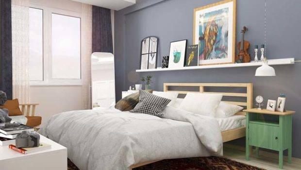 Bedroom Interior Design Student