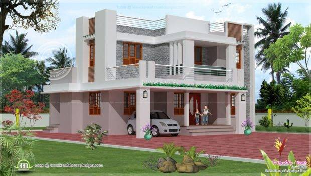 Bedroom Story House Exterior Design Indian Plans