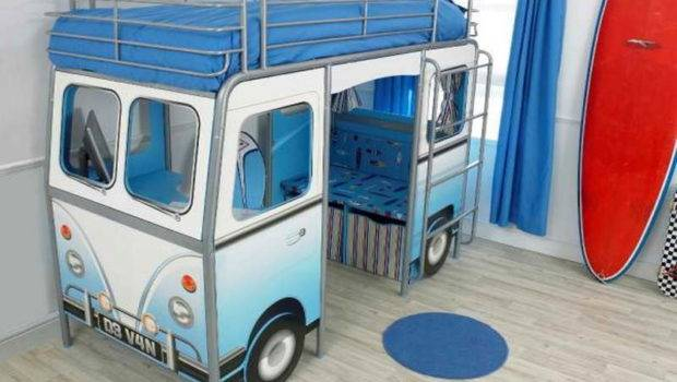 Bedroom Unique Kids Bunk Bed Ideas Room
