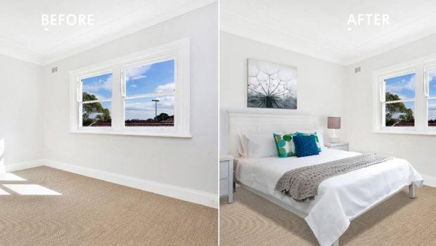 Bedroom Virtual Furniture Real Estate