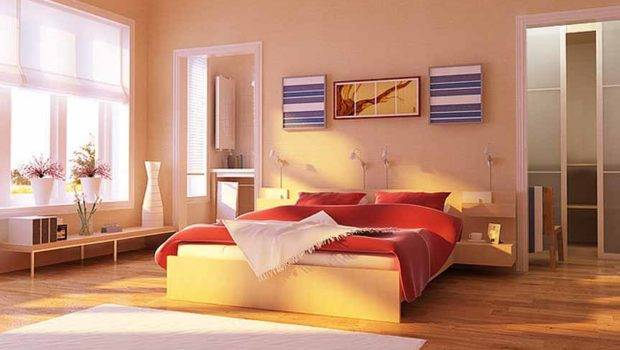 Bedroom Wall Painting Colors Creative Home Designer