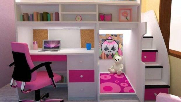 Bedrooms Desks Ideas Cute Small