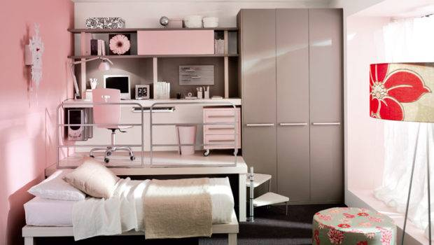 Bedrooms Efficient Way Store Things Small Bedroom Storage