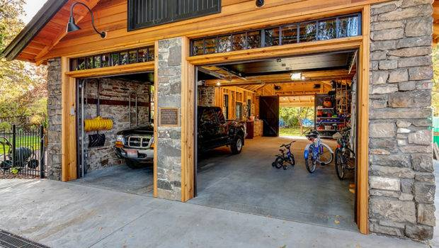 Before After Photos Renovated Historic Garage