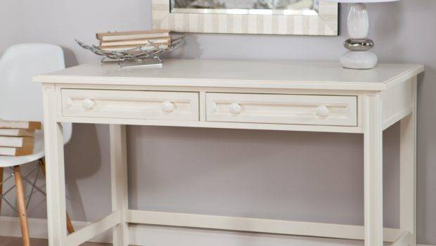 Belham Living Casey White Bedroom Vanity Kids
