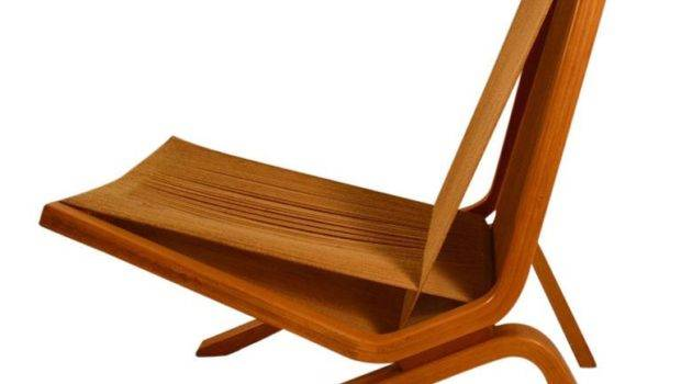 Bentwood String Low Lounge Chair Stdibs