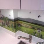 Bespoke Glass Splashbacks Kitchens Bathrooms
