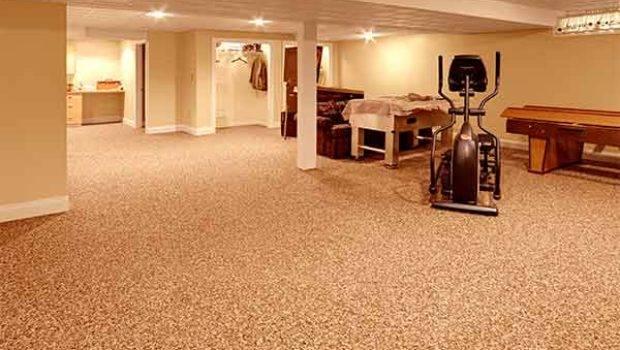 Best Basement Stone Epoxy Flooring