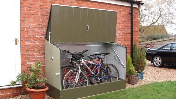 Best Bike Storage Sheds Urban Backyard