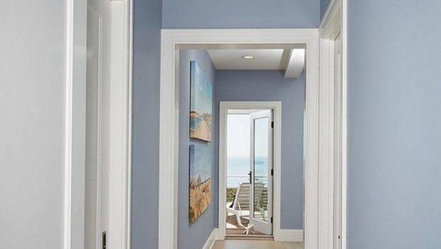 Best Blue Hallway Paint Ideas Pinterest Grey
