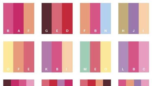 Best Color Combination Pinterest