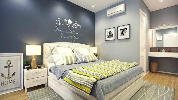 Best Color Ideas Bedrooms Interior