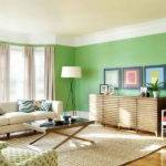 Best Colors Home Soft Green Paint Living