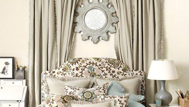 Best Curtains Above Bed Ideas Pinterest Apartment