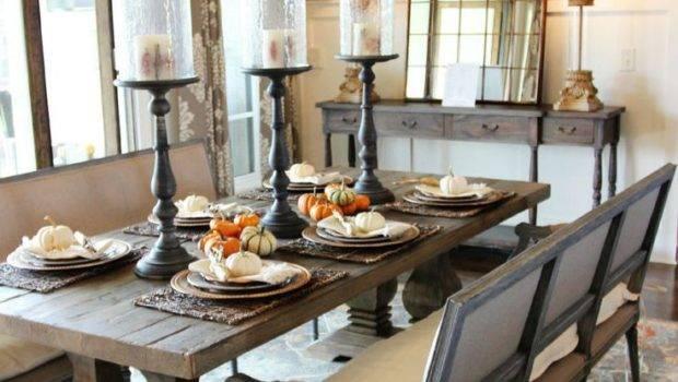 Best Dining Room Decorating Ideas Pinterest