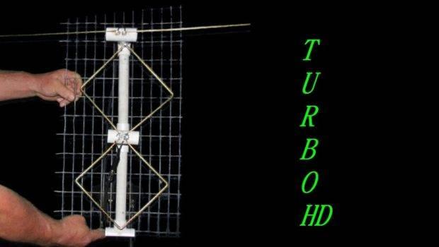 Best Diy Indoor Outdoor Antenna Ever Made Youtube