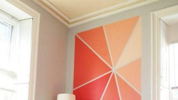 Best Diy Wall Painting Ideas Pinterest