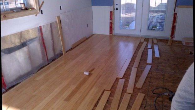 Best Flooring Basement Room