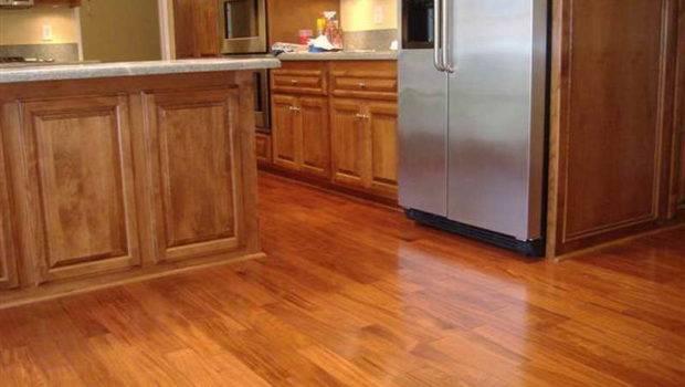 Best Flooring Small Kitchens