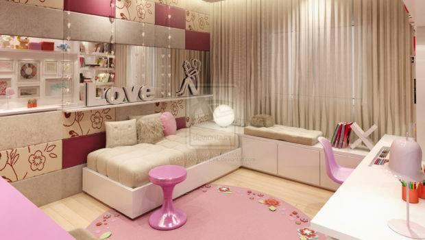 Best Girl Bedrooms World Home Decor Interior