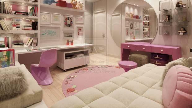 Best Girl Bedrooms World Home Design Inside