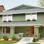 Best Green Exterior Paint Colors