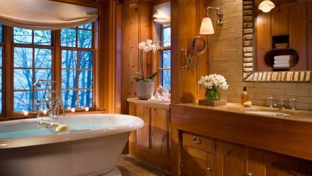 Best Hotel Bathroom Amenities Fall New England