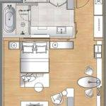 Best Hotel Room Plans Pinterest Drawing