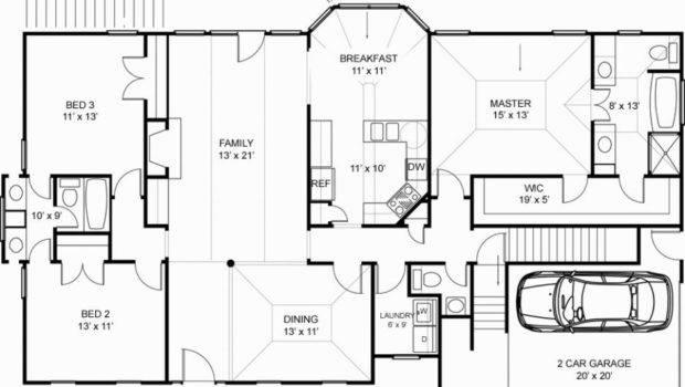 Best House Plans Retirees Homes Floor