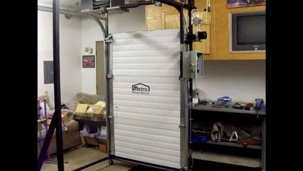 Best Hydraulic Garage Door Youtube