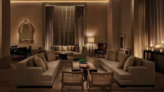Best Interior Design New York Edition Hotel David