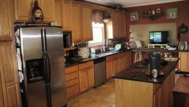 Best Kitchen Paint Colors Oak Cabinets Interior